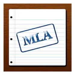 Mla essay writing
